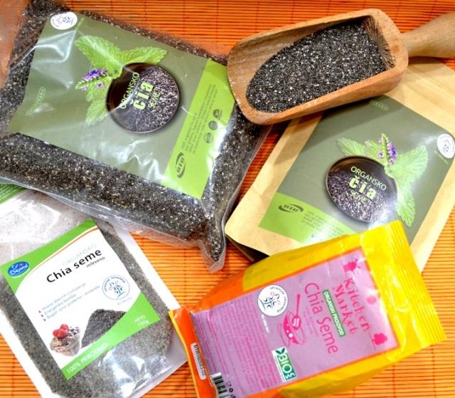 Upoznajte sinonim za zdravlje: chia seme