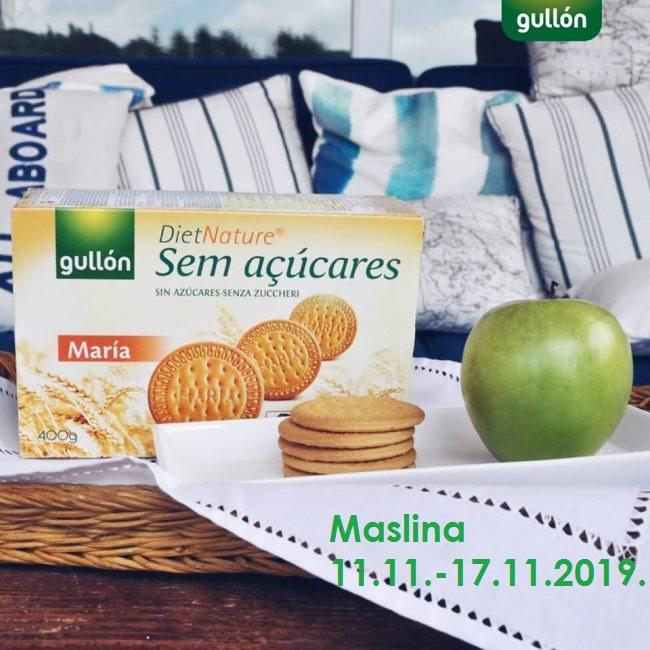AKCIJA - 20% POPUSTA NA CEO ASORTIMAN GULLON KEKSA
