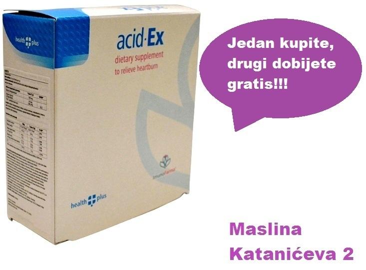 ACID EX AKCIJA 1+1 GRATIS