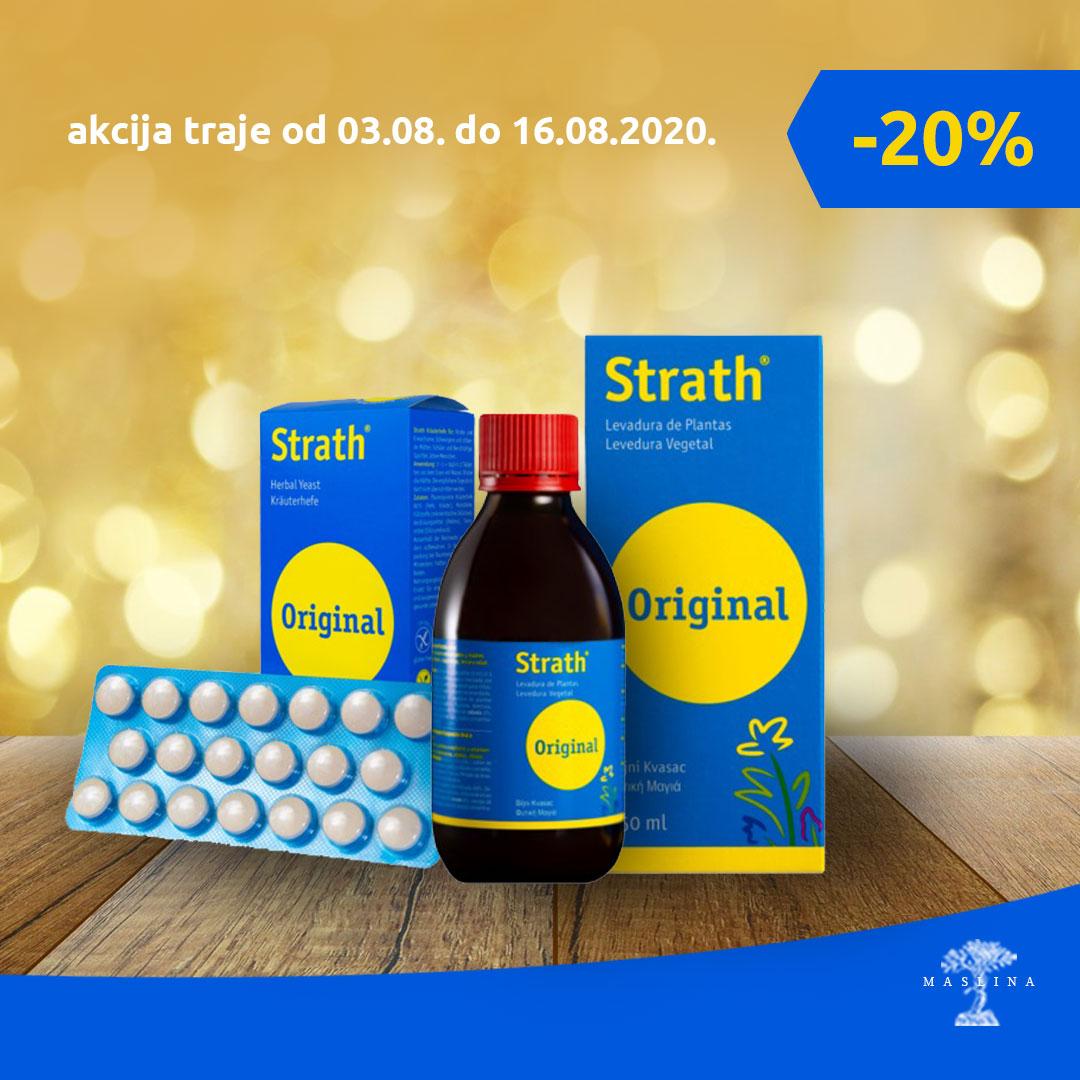 STRATH PROMO POPUST 20%