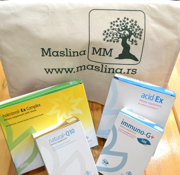 PREPARATI  IMMUNO PHARMA U MASLINI