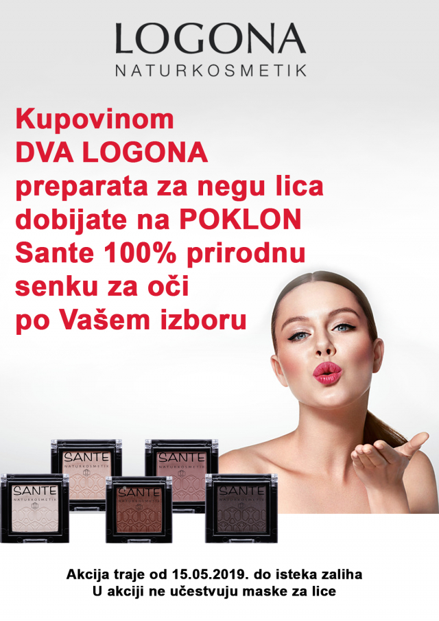 MAJSKA AKCIJA- SANTE SENKE POKLON