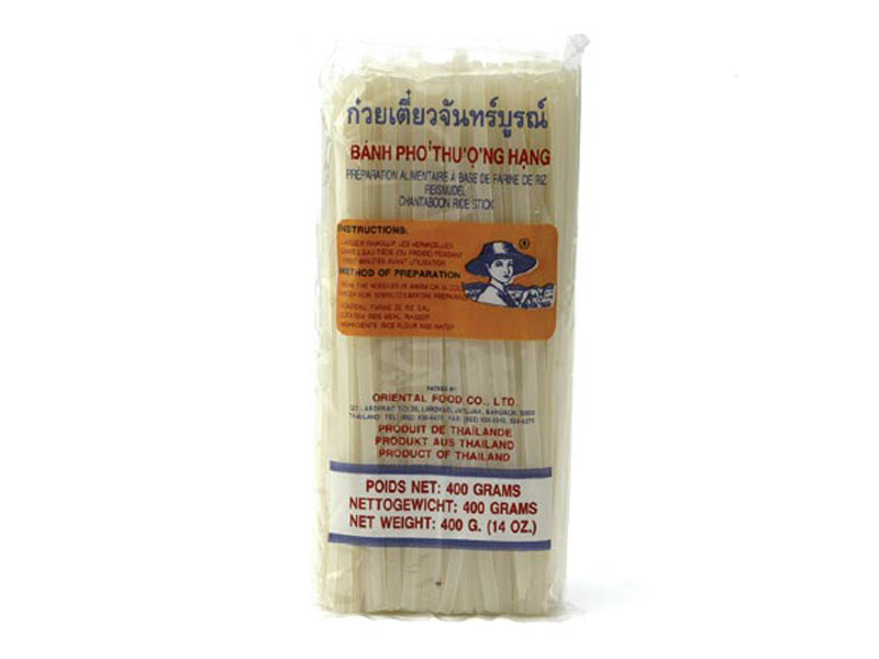 Pirinčani rezanci 3 mm 400g