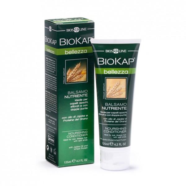 BioKap Hranljivi balzam za kosu  125ml