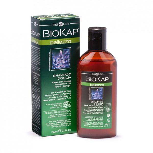 BioKap Šampon za često pranje kose i tuširanje 200ml