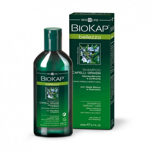BioKap Šampon za masnu kosu  200ml