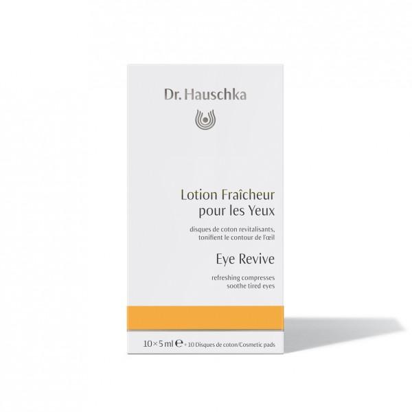 Dr.Hauschka Obloge za oči 10x5ml