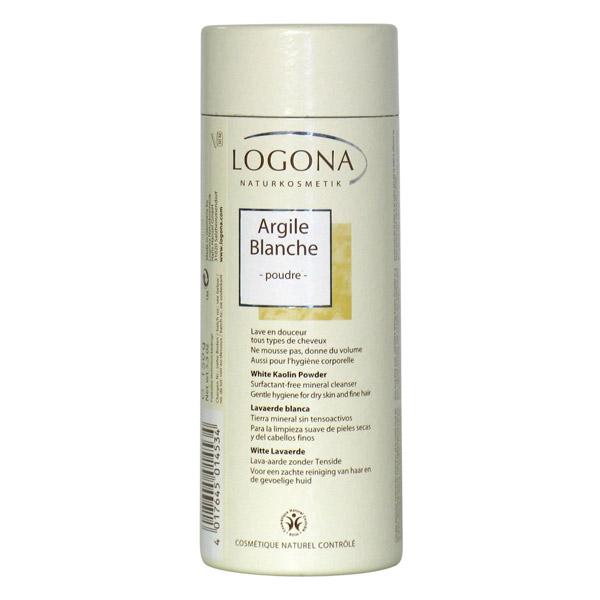 Logona Lavaerde beli kaolin prah 150g