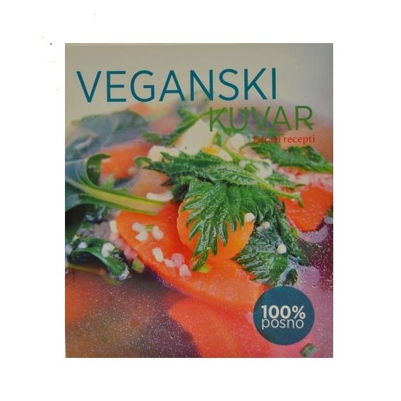 Veganski kuvar - Nikola Pešić