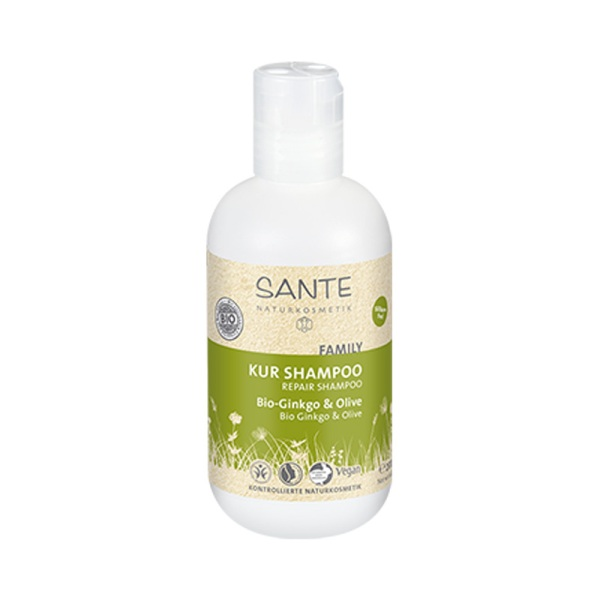 Sante Family  Šampon Organski Ginko i Maslina 200ml