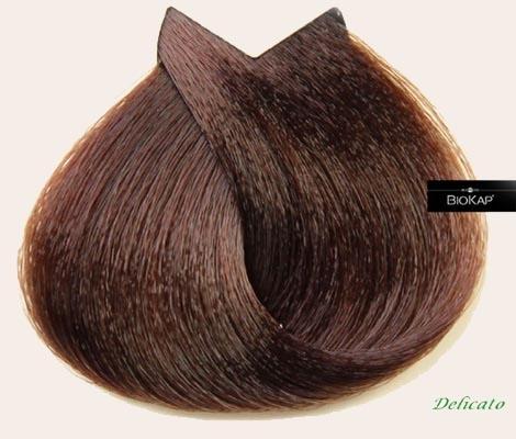 BioKap Delicato Farba za kosu 5.34 kestenjasta 140ml