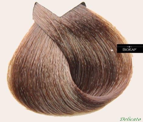 BioKap Delicato Farba za kosu 6.06 tamno plava 140ml