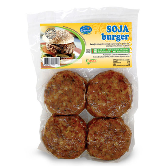 Soja burger Beyond 200g