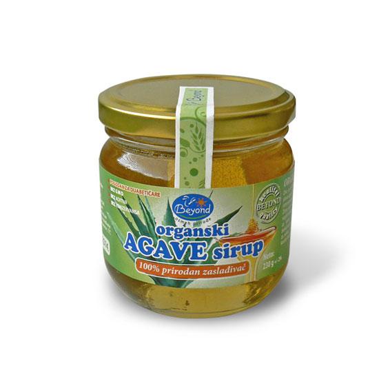 Organski sirup od agave Beyond 230g