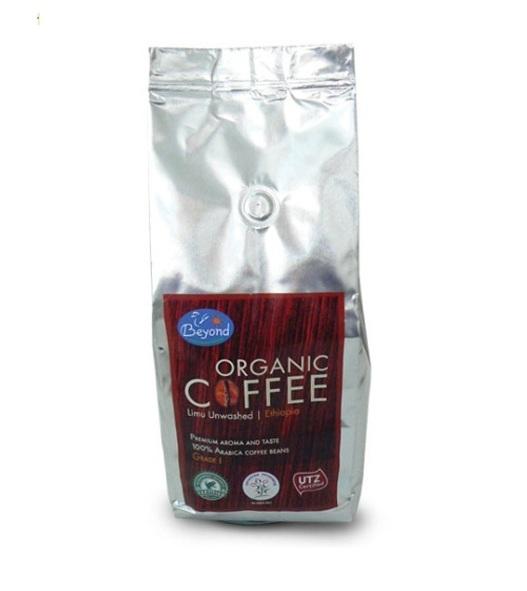 Kafa pržena u zrnu 400g organski proizvod