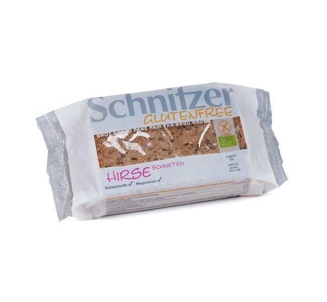Schnitzer Organski hleb od prosa bez glutena 250g