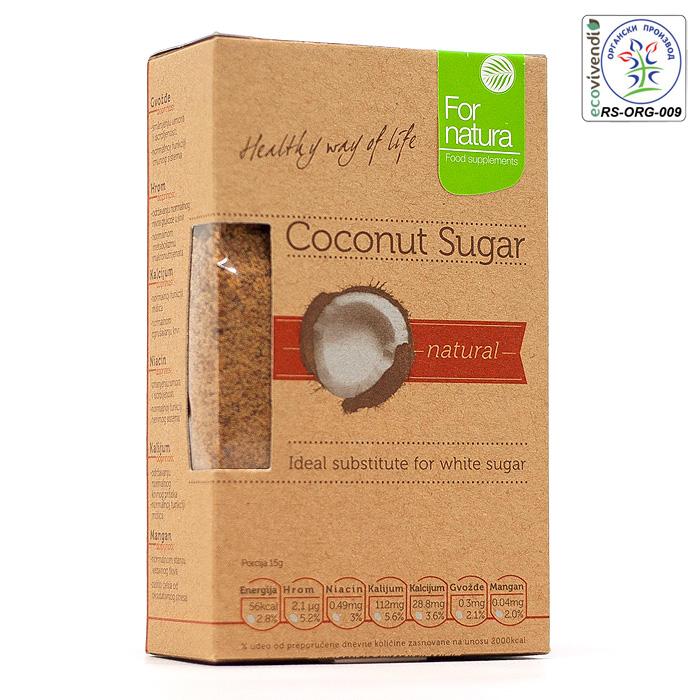 Kokosov šećer  Fornatura 250g