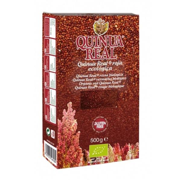Kinoa crvena organska Quinua real 500g