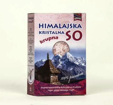 Himalajska so krupna 500g