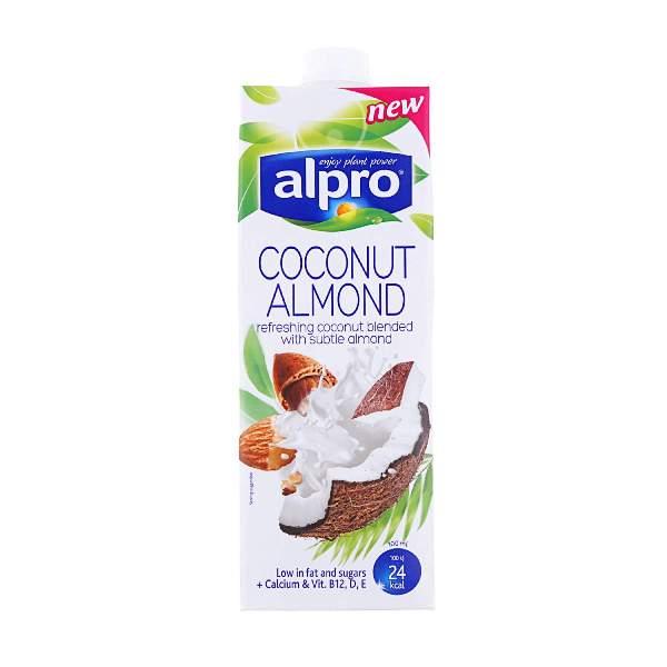 Alpro Napitak od kokosa i badema 1l