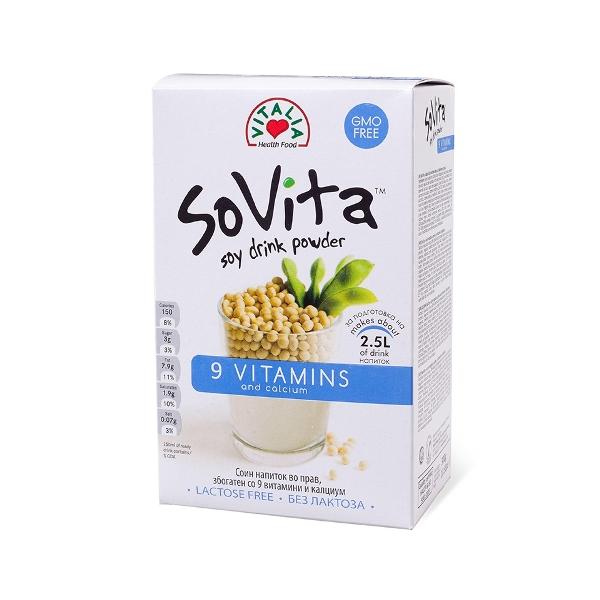 SoVita sojino mleko u prahu - vitaminsko 300g