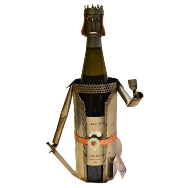 Nosač za flaše - kralj