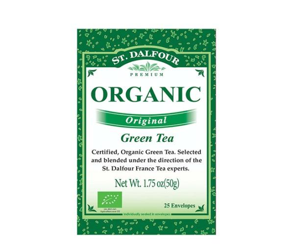 Zeleni Čaj St. Dalfour organic 25x2g