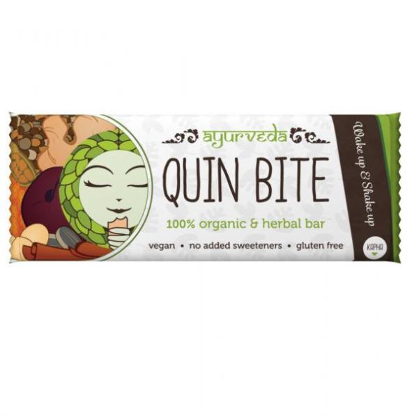 Organska štanglica Kapha Quin bite 30g