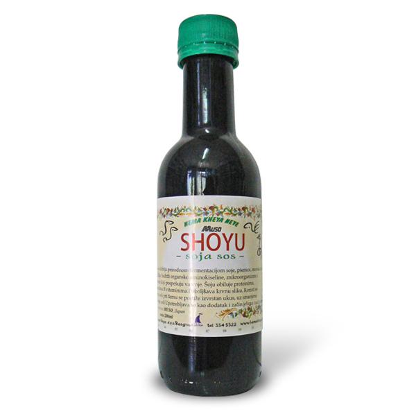 Shoyu soja sos Muso 200ml