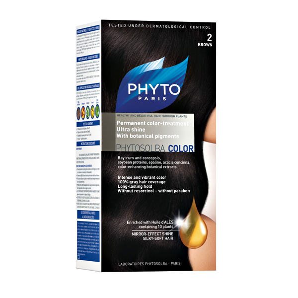 Phytocolor 2-braon
