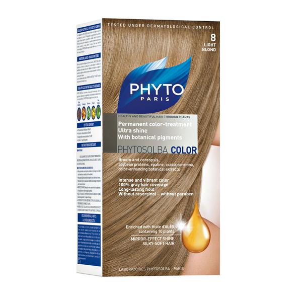 Phytocolor 8 – svetlo plava