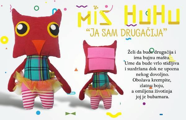 URADI SAM - Lutka Miz Huhu priča priču