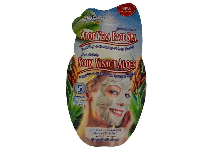 7th Heaven Aloa vera face spa-maska za lice 16g