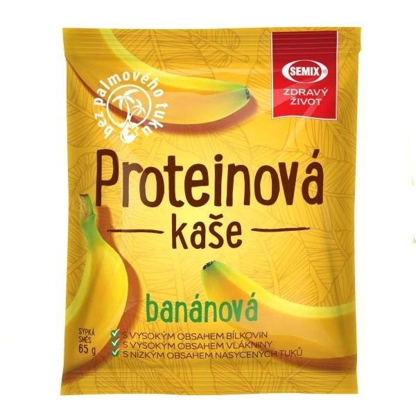 Proteinska kaša sa bananom Semix 65g