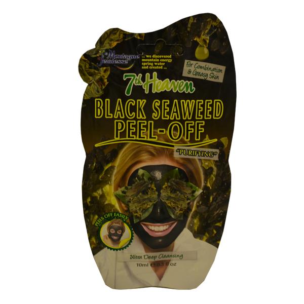 7th Heaven maska Crna morska trava peel-off 10ml