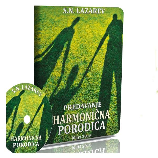 DVD Predavanje S.N. Lazareva Harmonična porodica
