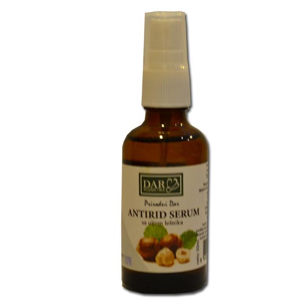 Prirodni Dar  antirid serum sa uljem lešnika 50ml