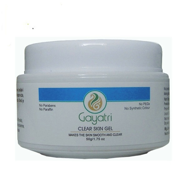 Gayatri  gel za negu lica 50ml