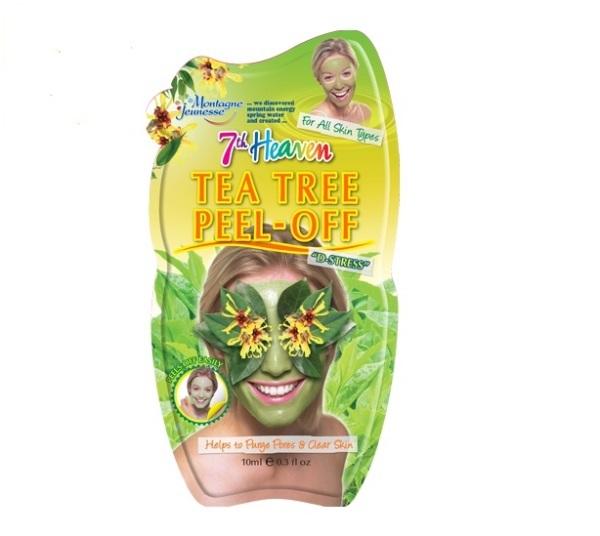 7th Heaven Čajno drvo-piling maska za lice 10ml