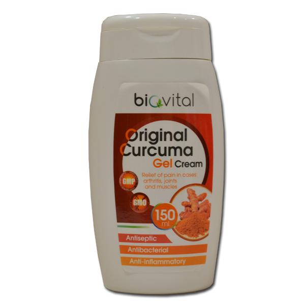 Biovital kurkuma gel krem 150ml
