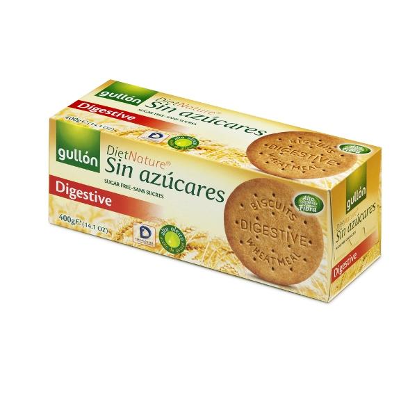 Gullon  Digestiv  keks bez šećera 400g