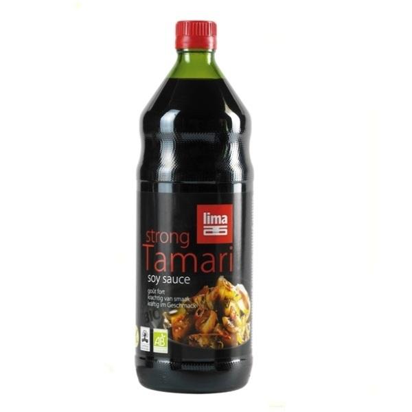 Tamari Soja Sos organic Lima 250ml