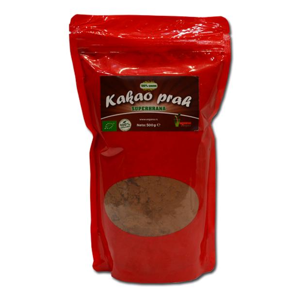 Organski sirovi kakao prah Vegana 500g