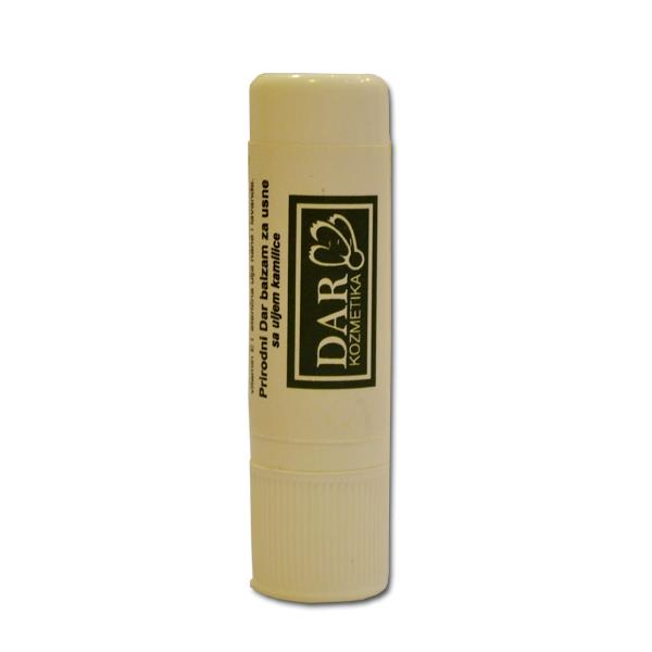 Prirodni Balzam za usne sa uljem kamilice 4.8g Dar kozmetika