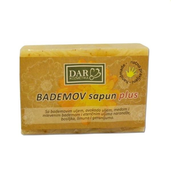 Bademov Sapun Plus 100g Dar kozmetika