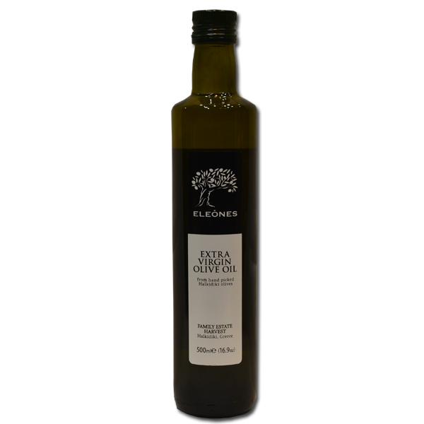 Ekstra devičansko maslinovo ulje Eleones 500ml