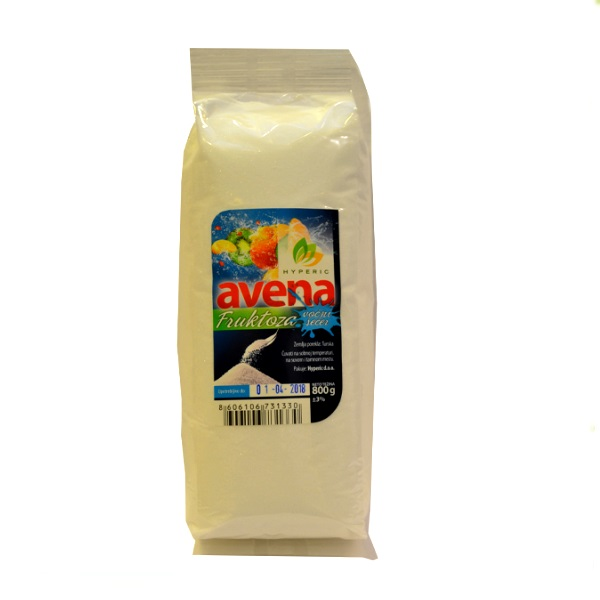Avena fruktoza - voćni šećer 800g