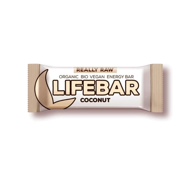 Lifebar desert Kokos organic LifeFood 47g