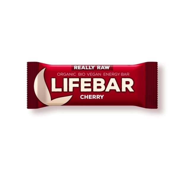 Lifebar desert Trešnja organic LifeFood 47g