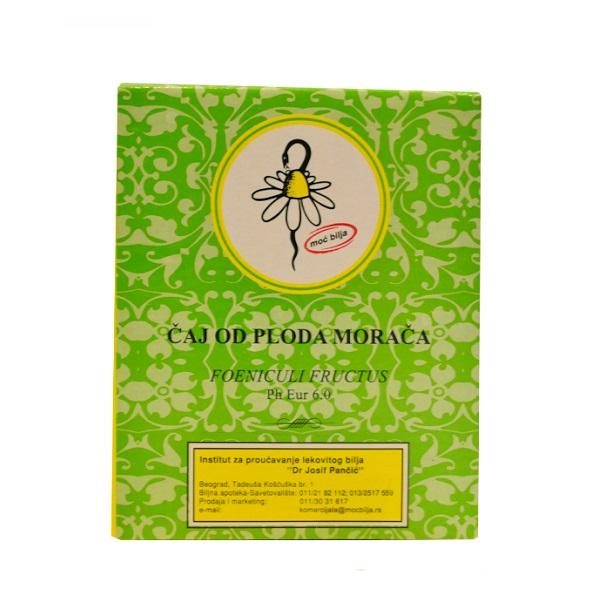 Čaj od ploda Morača 80g